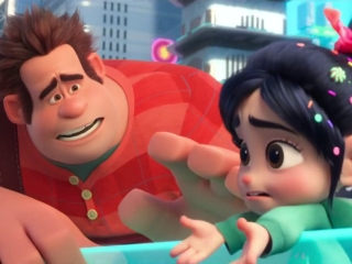 Ralph Breaks The Internet Movie Trailer And Videos Tv Guide