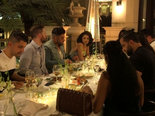 SHAHS OF SUNSET: Clash the Persians