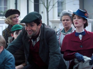 Mary Poppins Returns: Pish Posh (Featurette)