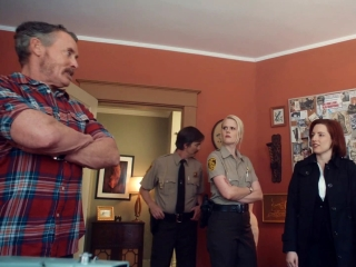 Stan Against Evil: The Hex Files