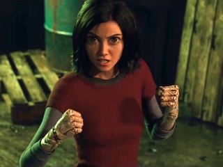 Alita: Battle Angel: Ambush Alley