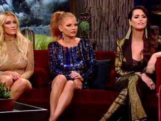 The Real Housewives Of Dallas: Reunion Part 1