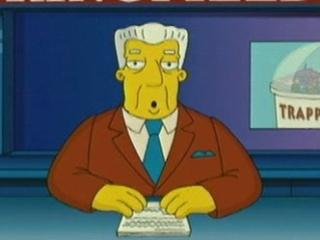 Simpsons Movie Scene: Exclusive Scene 4