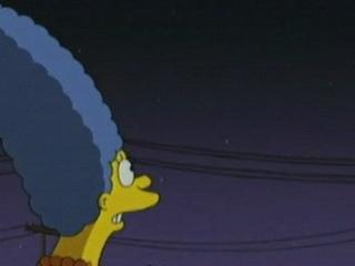 Simpsons Movie Scene: Red Rash Inn