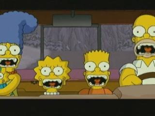 Simpsons Movie Scene: Alaska