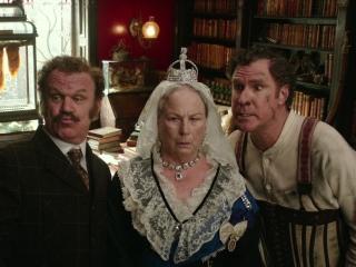 Holmes & Watson: Selfie-Harm