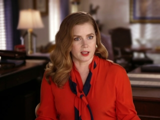 Vice: Amy Adams On Why She Took The Role