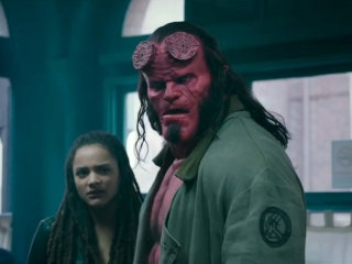 Hellboy (International Trailer 1)