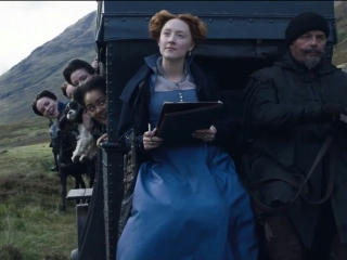 Mary Queen Of Scots: Chosen Godmother