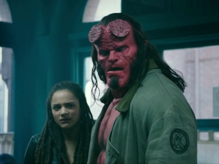 Hellboy (Green Band Trailer)