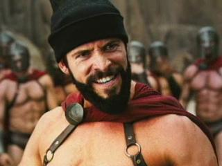 cast and crew of meet the spartans
