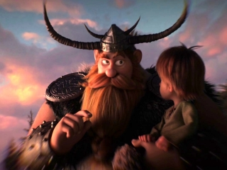 How To Train Your Dragon: The Hidden World: Hiccup Hears About The Hidden World From His Father