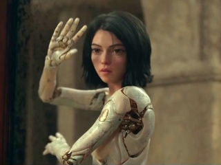 Alita: Battle Angel: Swan Song (Music Video)