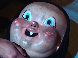 Happy Death Day 2U: Babyface Attacks Ryan In A Storage Room