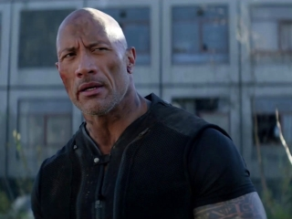 Fast & Furious Presents: Hobbs & Shaw (Big Game Spot)