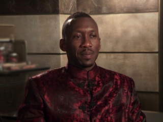 Alita: Battle Angel: Mahershala Ali On Robert Rodriguez