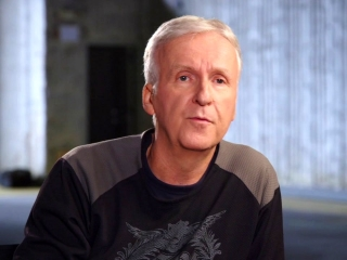 Alita: Battle Angel: James Cameron On Iron City