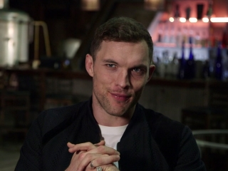 Alita: Battle Angel: Ed Skrein On James Cameron And Robert Rodriguez