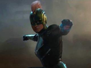 Captain Marvel: Connection (TV Spot)