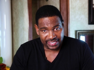 Run The Race: Mykelti Williamson On His Character
