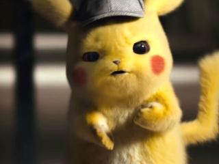 Pokemon Detective Pikachu: Big (Spot)