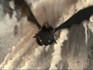 How To Train Your Dragon: The Hidden World: Hiccup And Toothless Chase Grimmel Aboard The Light Fury