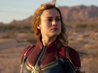 Captain Marvel: Rise (TV Spot)