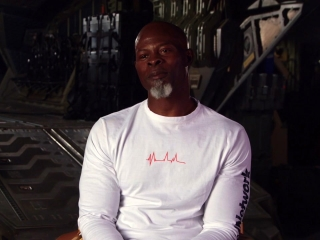 Captain Marvel: Djimon Hounsou On Being Back In The MCU