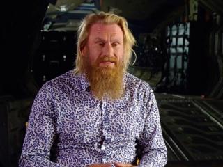 Captain Marvel: Rune Temte On Joining The MCU