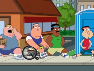 Family Guy: Family Guy Lite