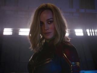Captain Marvel: The Cast (Featurette)