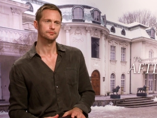 The Aftermath: Alexander Skarsgard On His Character 'Stefan Lubert'