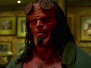 Hellboy: Never Fear (Spot)