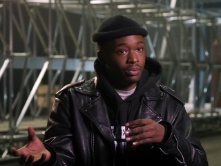 Captive State: Ashton Sanders On What Stood Out To Him About The Script