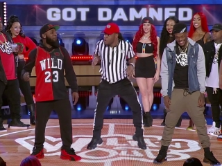 NICK CANNON PRESENTS WILD N' OUT: DC Young Fly and Karlous Miller Get Wild With Tory Lanez