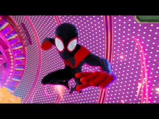 Spider Man: Into The Spider Verse (Home Ent Trailer)