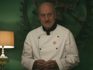 Hotel Mumbai: Chef Oberoi