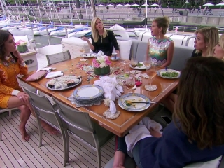 The Real Housewives of New York City: Shark Bait