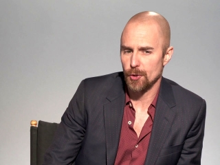 The Best Of Enemies: Sam Rockwell On His Character C.P. Ellis