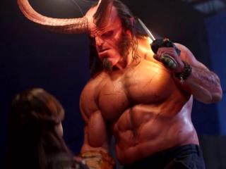 Hellboy: Keeping It Practical (Featurette)