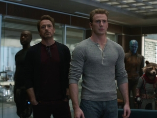 Avengers: Endgame: Stakes (Featurette)