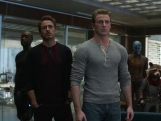 Avengers: Endgame: Stakes (Featurette)