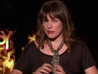 Hellboy: Milla Jovovich On What Hellboy Represents