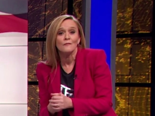 Full Frontal With Samantha Bee: What Conway Is Famous For