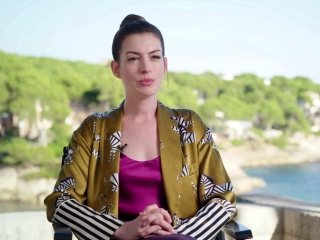 The Hustle: Anne Hathaway On Becoming A Part Of The Film