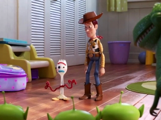 Toy Story 4: Making A New Friend (TV Spot)