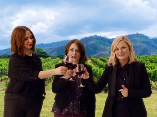 Wine Country: Amy Poehler And The Cast Visit Wine Country