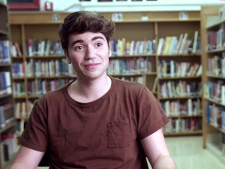 Booksmart: Noah Galvin On His Character 'George'