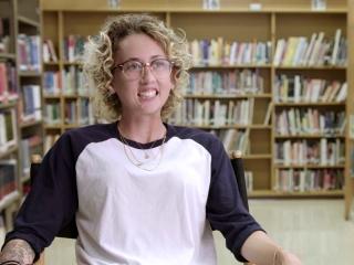Booksmart: Victoria Ruesga On Her Character 'Ryan'