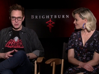 Brightburn: James Gunn & Elizabeth Banks On How They Met
